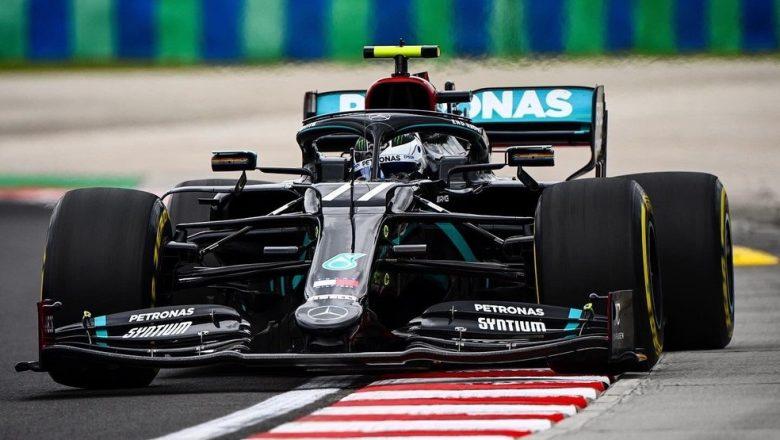 GP da Hungria: Bottas supera Hamilton por 0s042 no terceiro treino; Pérez é destaque