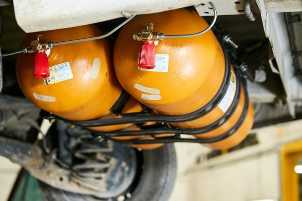 Consumo de gás natural cresce 22% em junho em Santa Catarina