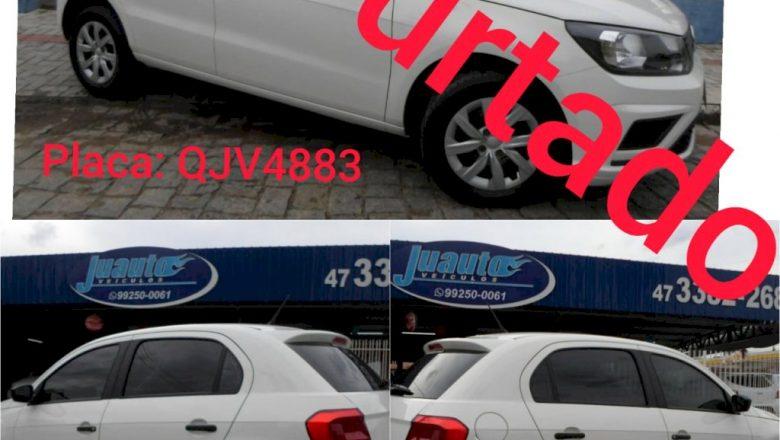 Duas revendas de veículos são alvo de furto em Timbó